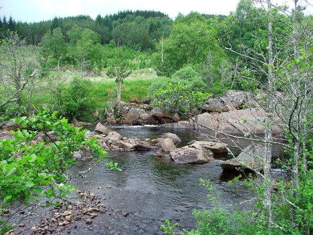 Abhainn Srath Rainich (Strath Rannoch River)