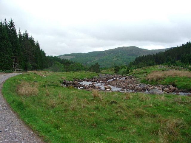 Lower Strath Rannoch