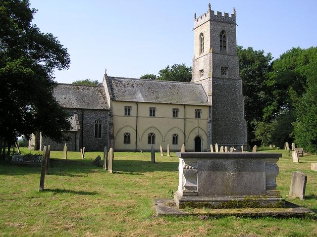 St Benedict's Church, Horning