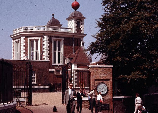 Greenwich Observatory c1960