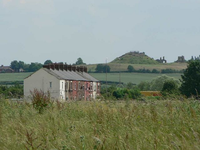 Houses by Denby Dale Road and Sandal Castle, Wakefield