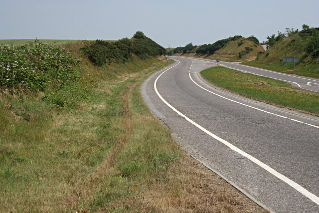The Probus By-pass near Denas Water