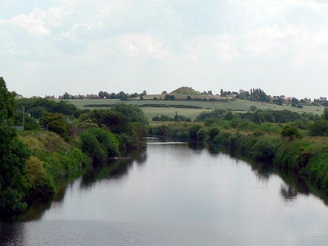 River Calder from Calder Bridge, Wakefield