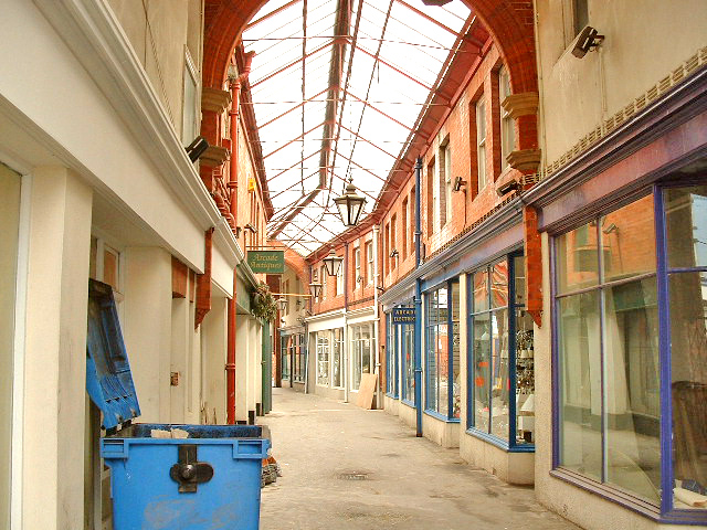 Goole, Shopping Arcade