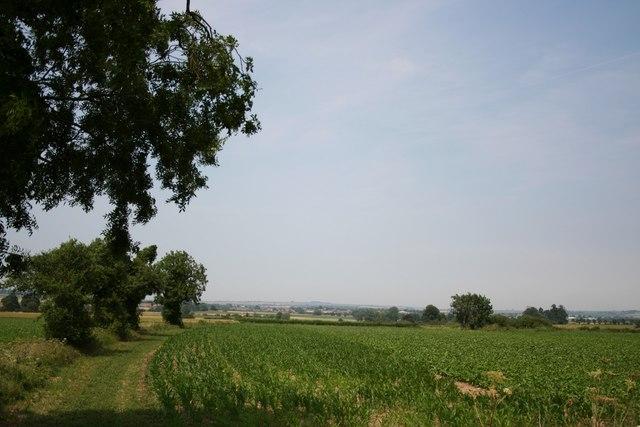 View towards Horncastle