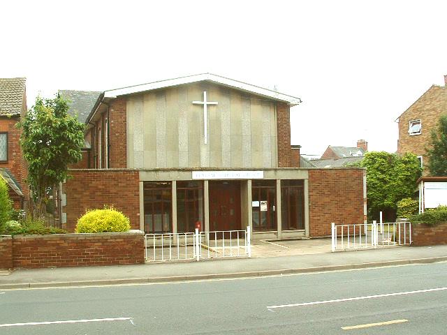 Goole, Central Methodist Chapel