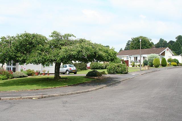 Dulverton: Bath Meadow Drive
