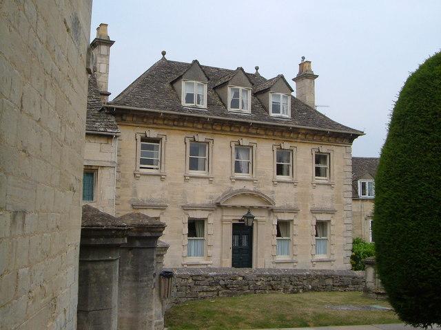 Vicarage, Painswick