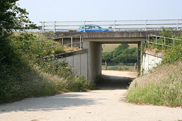 Bridleway Underpass