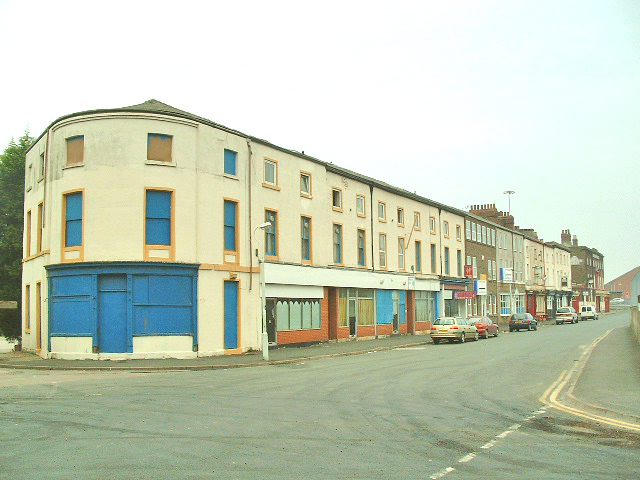 Goole, Aire Street