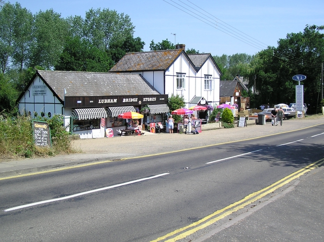 Ludham Bridge Stores