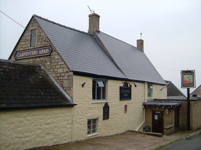 Carpenter's Arms, Westrip