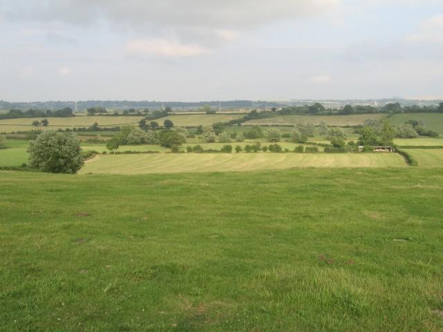View beside Turners Farm