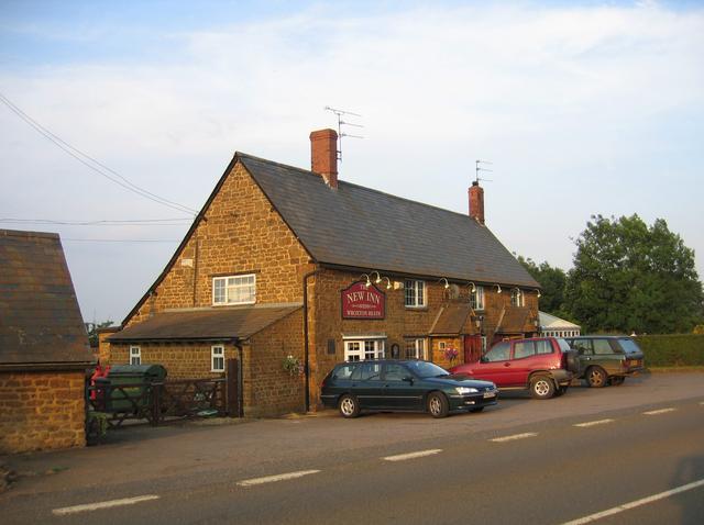 The New Inn, Wroxton Heath