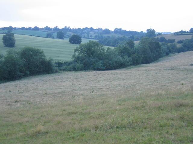View towards Shenington