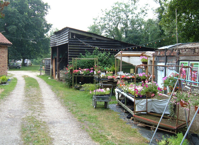 An old fashioned Garden Centre