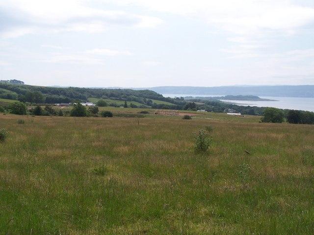 Craigendoran, Camis Eskan Farmland