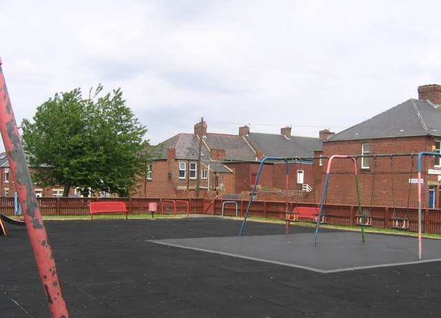 Playground Off Warwick Street
