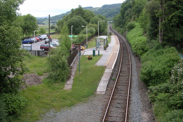 Dolwyddelan Station