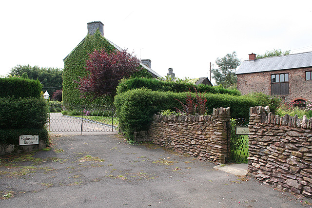 Upton: Rainsbury House