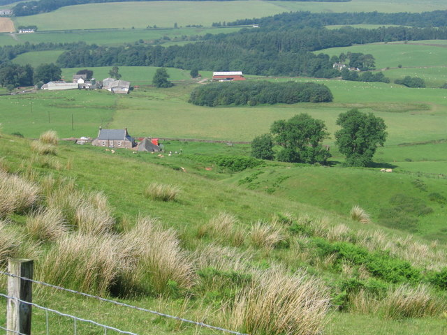 High Gateslack and Gateslack farm