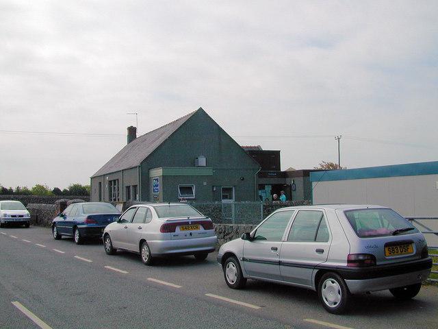 Ysgol Ty Mawr, Capel Coch