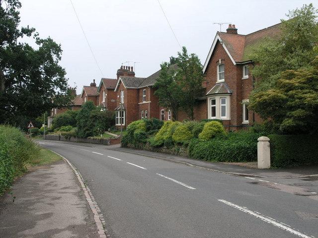Houses in Rolleston