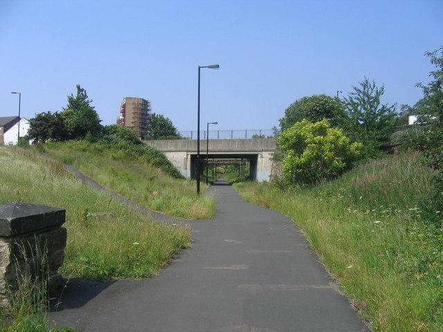 Byker Link Near St Lawrence Square