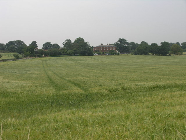 Hall in a Field