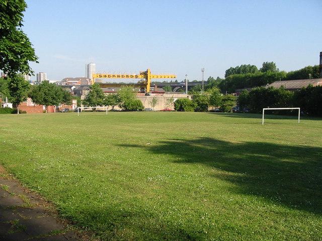 Ballast Hills Park