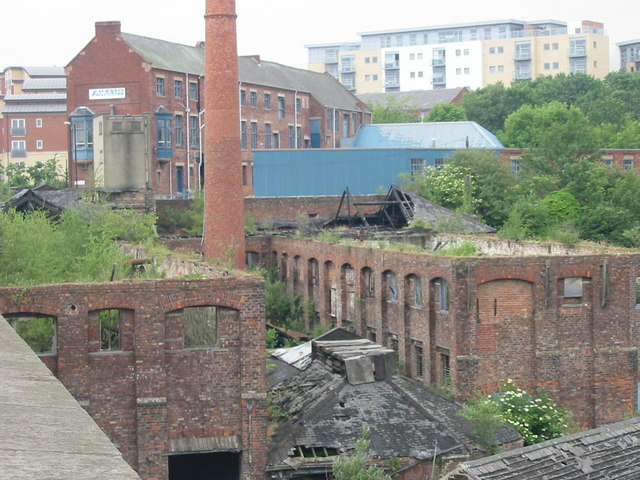 Disused Victorian Industry