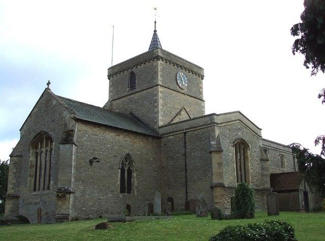 St. James the Great, Bierton