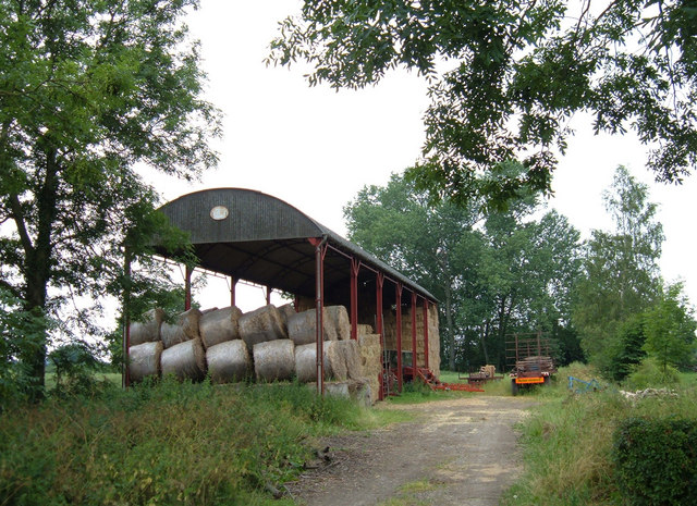 Lodge Farm, Oxmoor Lane