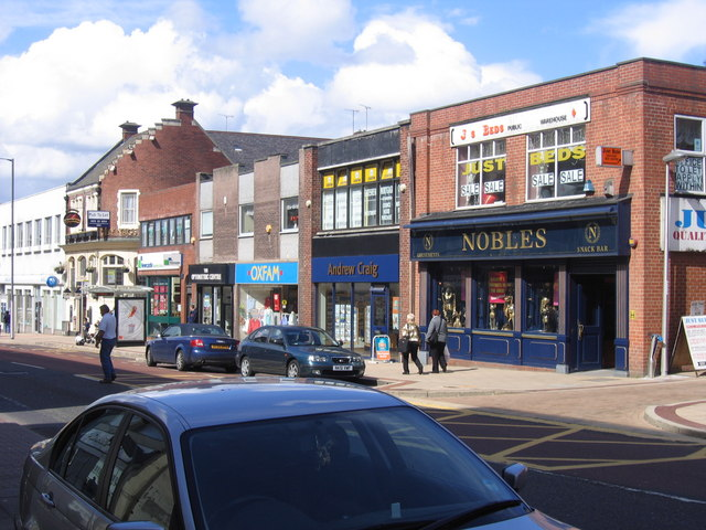 Chunk Of High Street