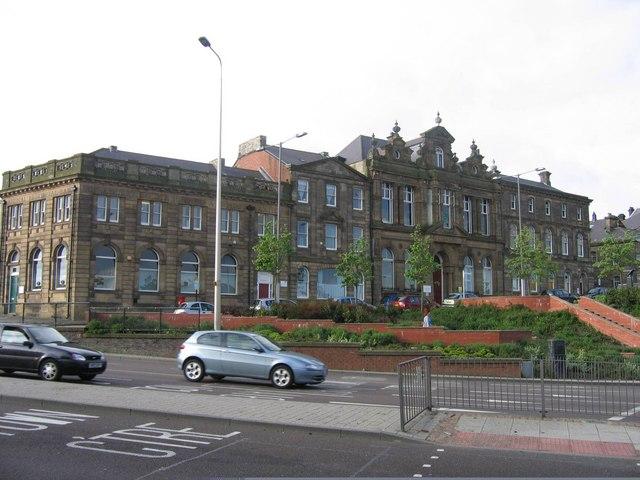 Old Gateshead Library