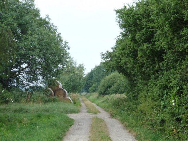 Footpath to Paradise Lodge