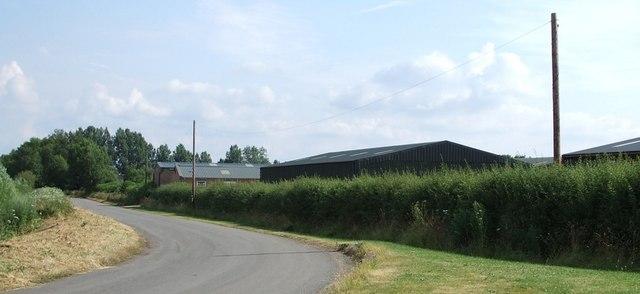 Farm on Rowsham Road