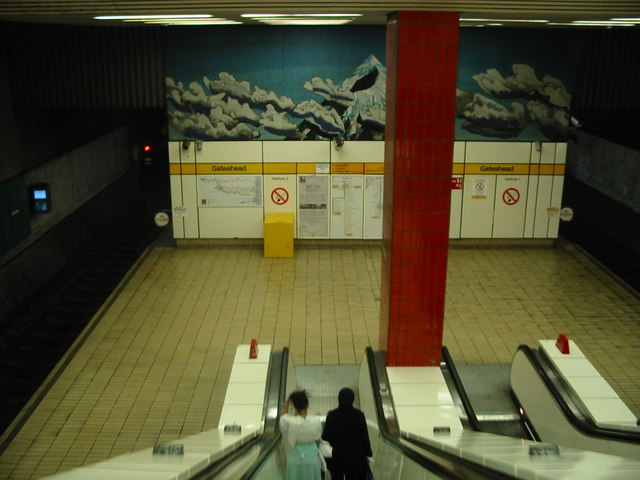 Gateshead Metro