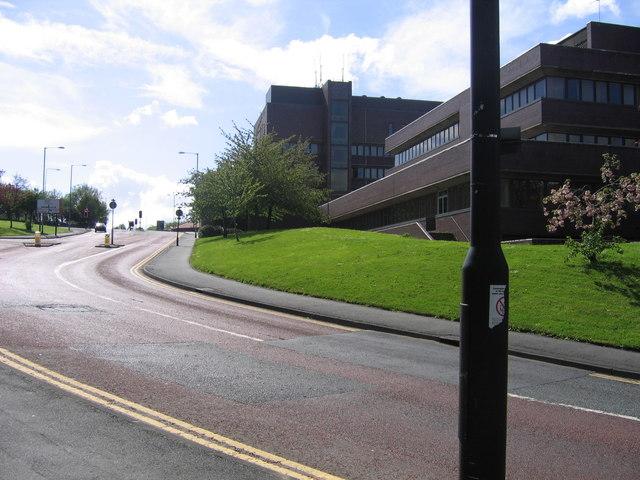 Gateshead Police Station