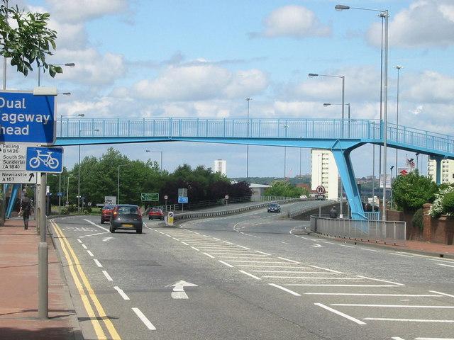 Durham Road Footbridge