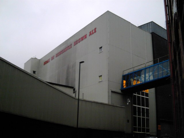 Scottish and Newcastle Brewery