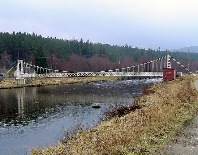 Polhollick Bridge