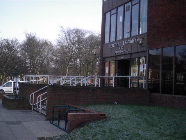 Gateshead Library