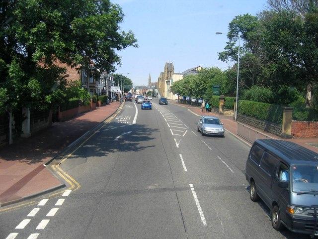 Durham Road Northbound
