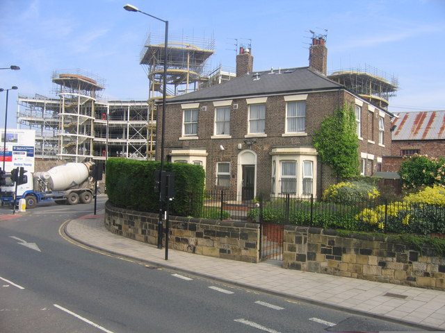 New Developments on New Bridge Street