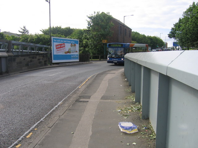 Chillingham Road Bendsome Bridge