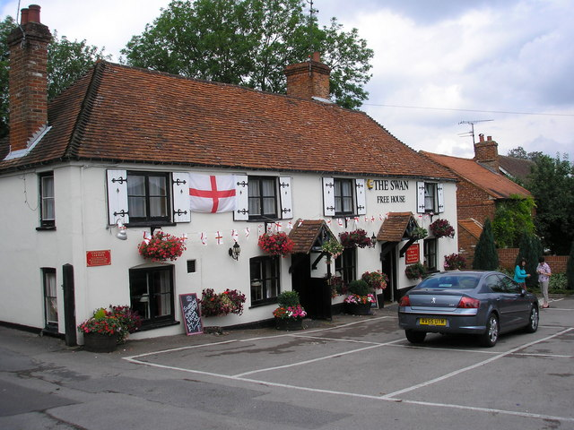 The Swan, North Warnborough, Hampshire