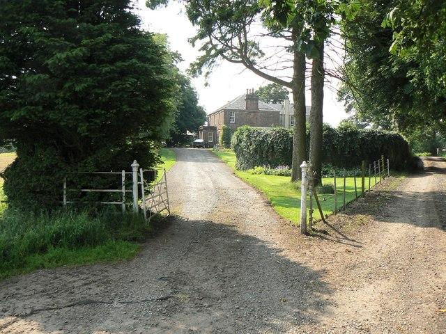 Holton Farm House