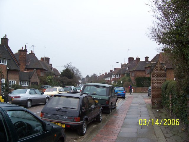 Rotherwick Road, Golders Green