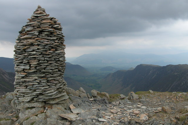 Summit Cairn, Dale Head